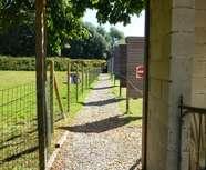 Travaux de clôture